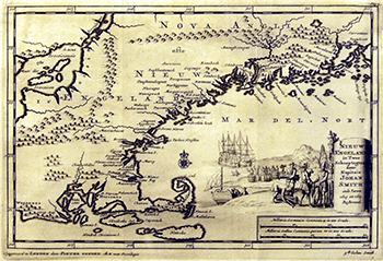 1615 John Smith. New England.