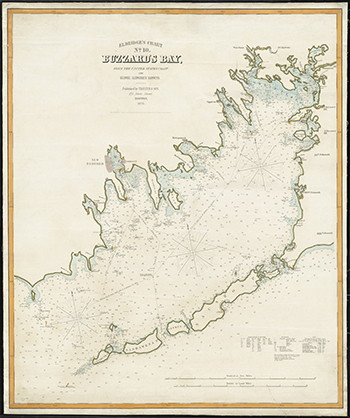 1876 Eldridge. Buzzards Bay