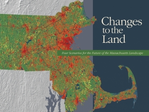 Changes to the Land report cover