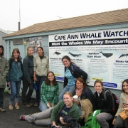 REU Whale Watch 2010