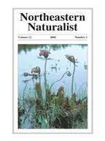 Northeastern Naturalist Cover