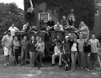 2005 REU Interns B&W