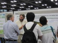 A group at the Ecological Society of America