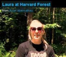 Atmospheric chemist Laura Meredith