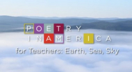 Poetry in America for Teachers logo