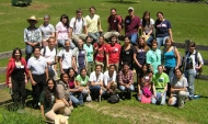 REU Group Photo 2010