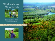 "A report titled ""Woodlands,Farmlands and Communities"""