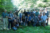 Trail crew team 2012