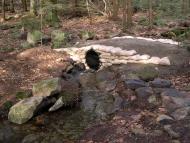Bigelow Brook - upper pipe