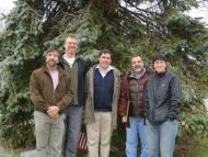 2012-2013 Bullard Fellows