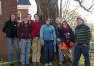 2009 HF Grad Students