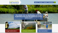 Science Policy Exchange new website screen shot