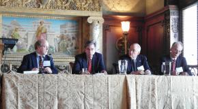Harvard Forest Director Presents On Landscape Conservation