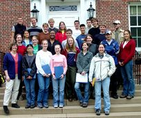 Summer REU Students