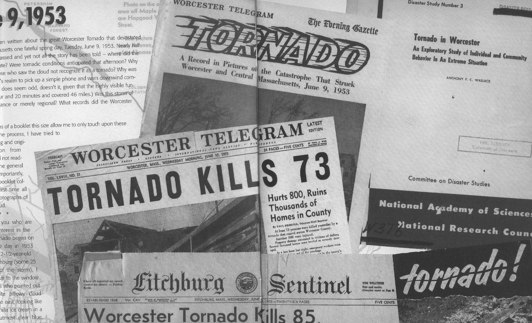 tornado articles
