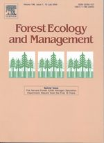 Forest Ecology and Management Cover