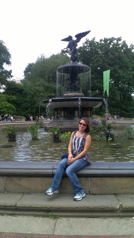 [Myself at Central Park]