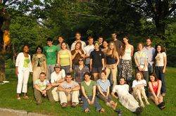 2005 REU Interns