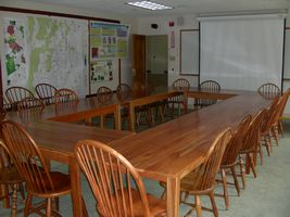 Seminar Room Meeting Space