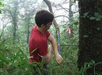 Coring in Sichuan China