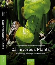 Front Cover Carnivorous Plants, edited by Aaron Ellison