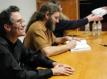 Book signing for the ants of New England