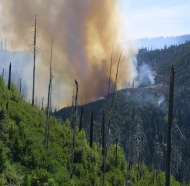 Klamath fire