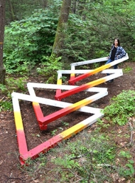 Art installation - Salua Rivero