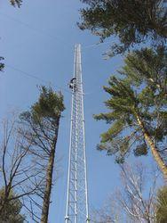 Climbing Tower