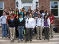 REU 2009 students