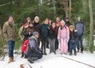 Harvard Forest Winter Break 2015