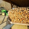 Cordwood for Biomass Station